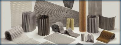 Filter materialen