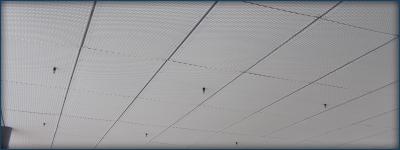Strekmetalen plafond
