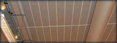 Geperforeerde plafonds