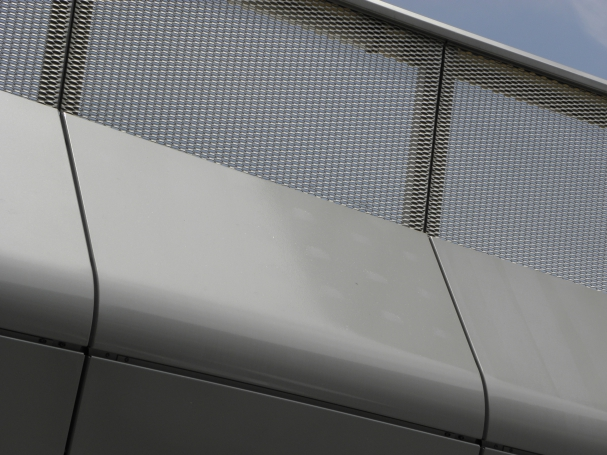 Geperforeerd aluminium