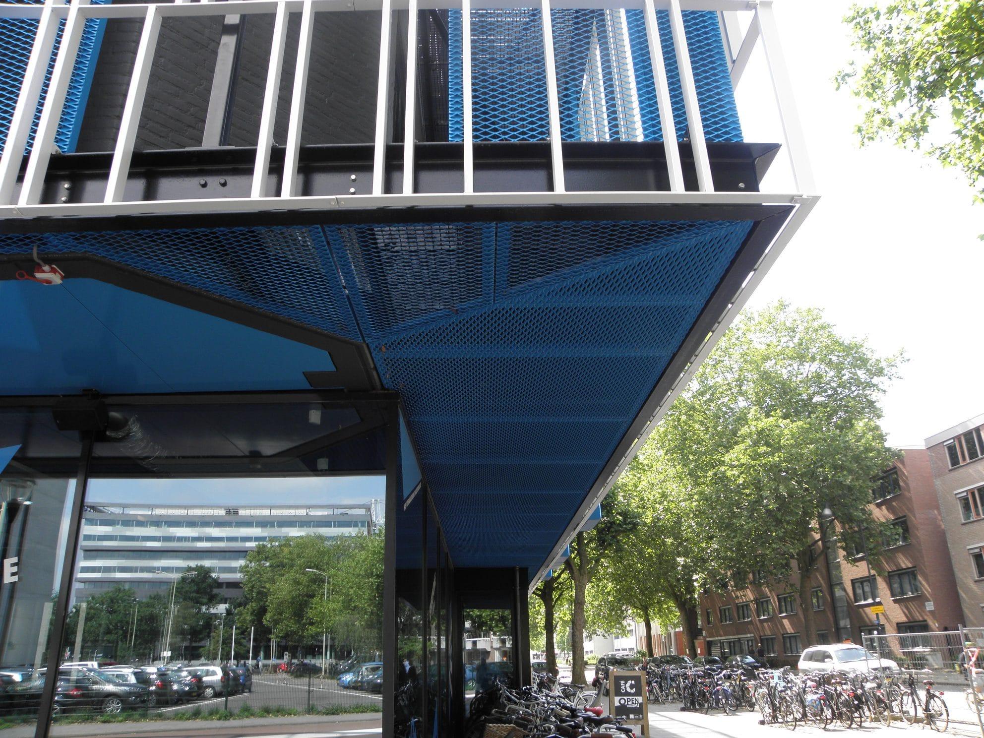 CKE Eindhoven detail onderkant