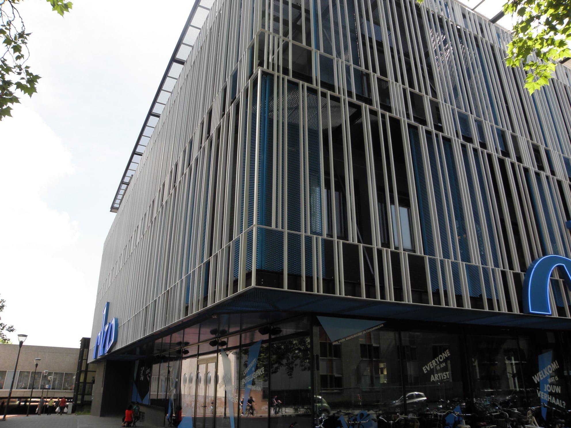 CKE Eindhoven detail hoek