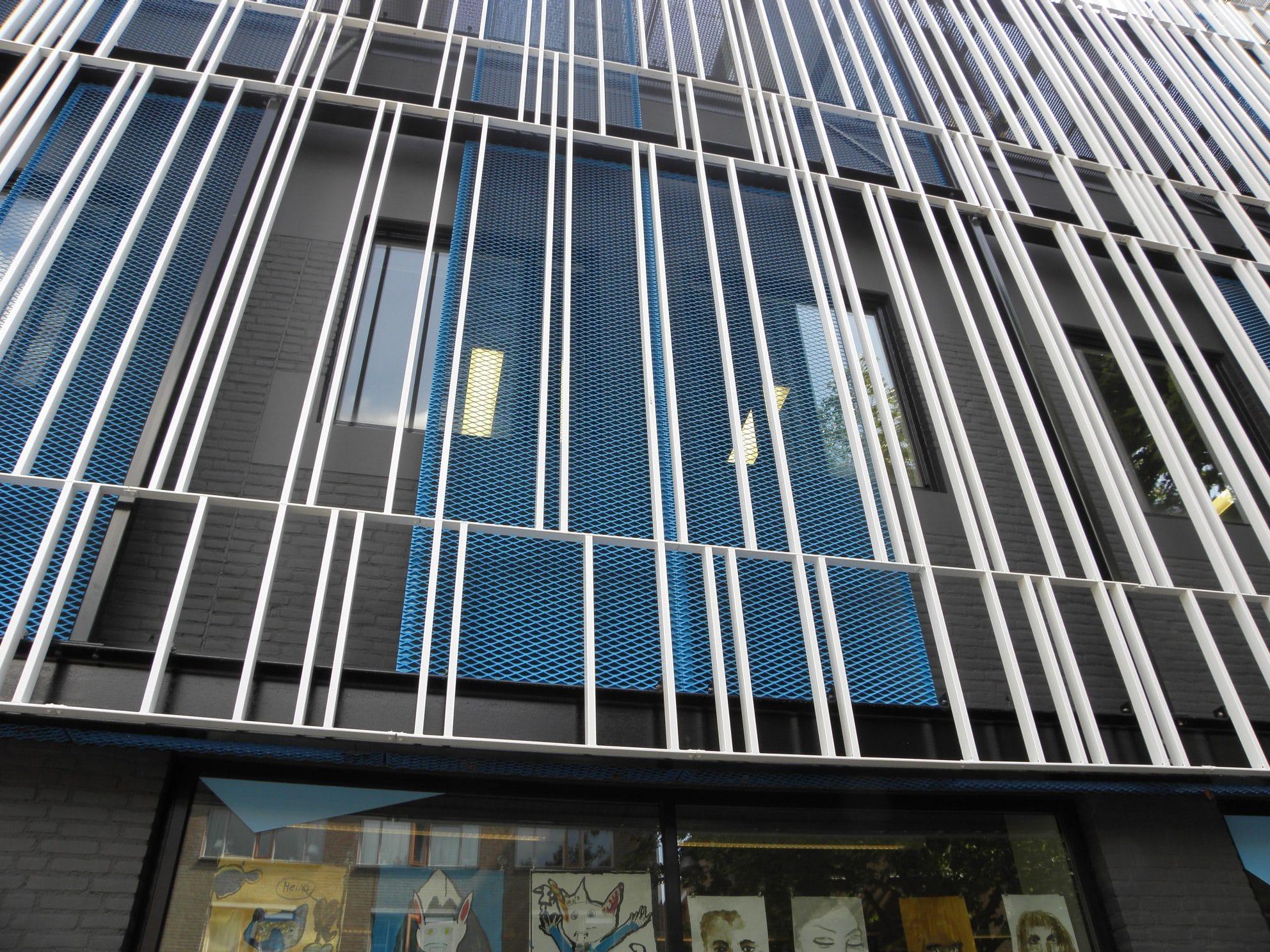 CKE Eindhoven detail gevel