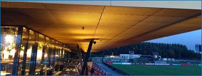 geanodiseerd plafond